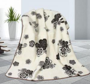 Vlnená deka 155 x 200 cm tomar - európske merino