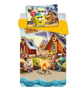 Disney obliečky do postieľky Sponge Bob baby