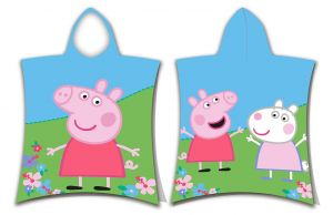 Pončo Peppa Pig 061