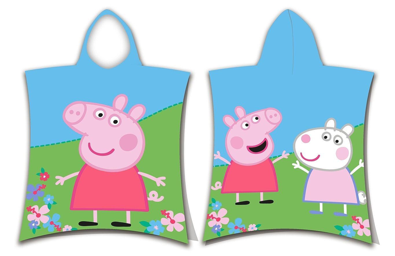 Pončo Peppa Pig 061 Jerry Fabrics