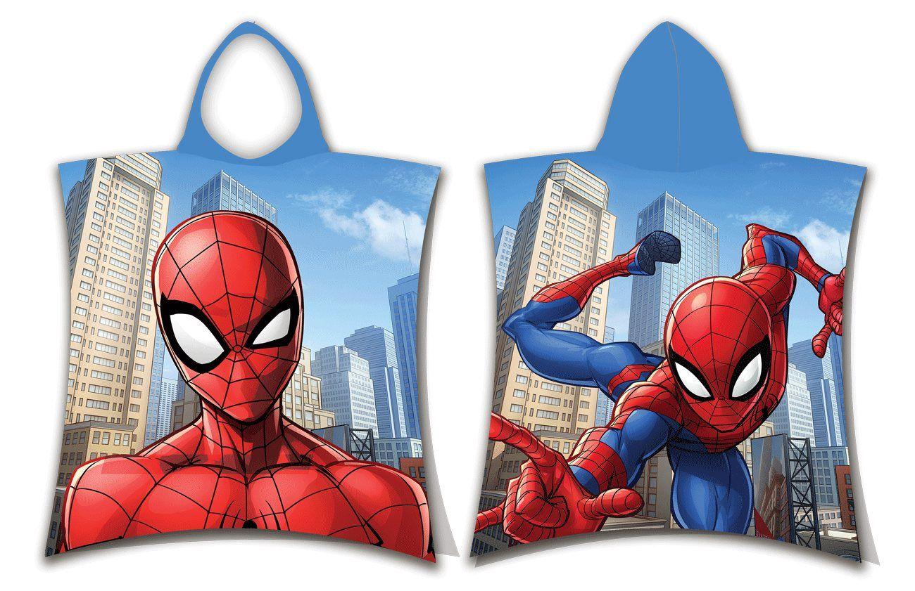 Pončo Spider-man Jump Jerry Fabrics