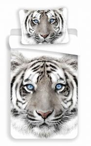 Obliečky fototlač White Tiger