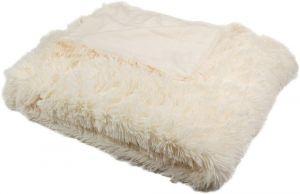 Luxusné deka s dlhým vlasom SMOTANOVÁ Kvalitex