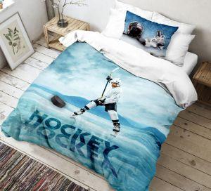 3D obliečky Hokej