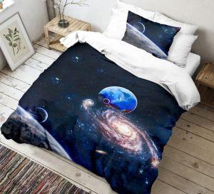 3D obliečky Vesmír