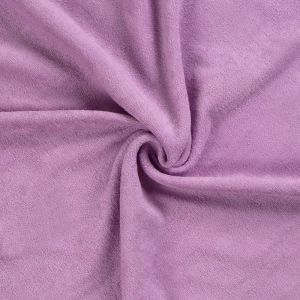 Froté prestieradlo svetlo fialové