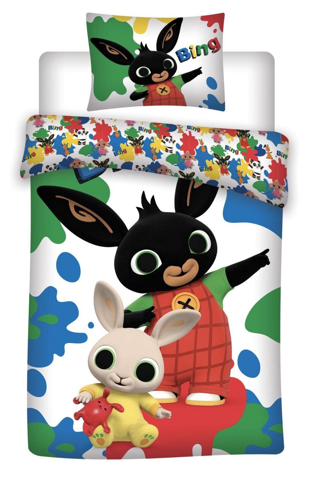 Bavlnené detské obliečky Králíček Bing 066, Jerry Fabrics
