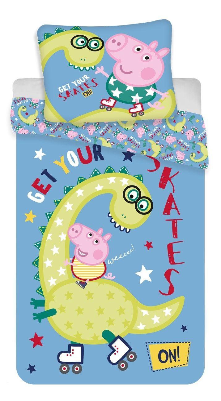 Detské obliečky Peppa Pig Dino Jerry Fabrics