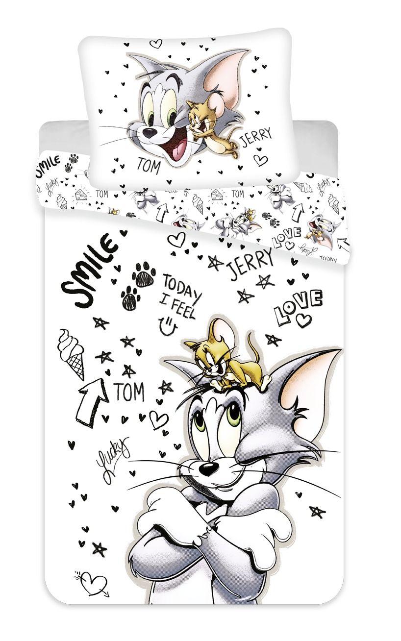 Obliečky Tom & Jerry 034 Jerry Fabrics