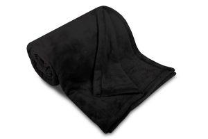 Deka MF UNI SLEEP WELL čierna | 150x200 cm