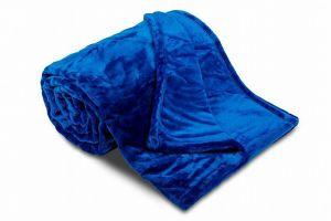 Deka MF UNI SLEEP WELL kráľovsky modrá