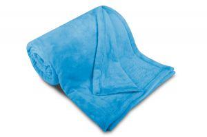 Deka MF UNI SLEEP WELL svetlo modrá | 150x200 cm