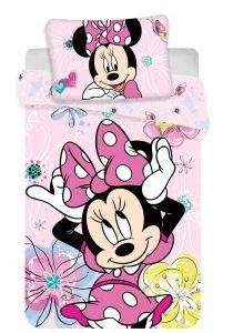 Disney obliečky do postieľky Minnie Butterfly 02 baby