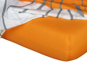 Kvalitné napínacie jersey prestieradlo v pomarančovej farbe, | rozmer 60x120 cm., rozmer 70x140 cm., rozmer 80x200 cm., rozmer 90x200 cm., rozmer 100x200 cm., rozmer 120x200 cm., rozmer 140x200 cm., rozmer 160x200 cm., rozmer 180x200 cm., rozmer 200x200 cm., rozmer 200x220 cm., rozmer 100x220 cm., rozmer 120x220 cm., rozmer 140x220 cm., rozmer 160x220 cm., rozmer 180x220 cm., rozmer 220x220 cm., rozmer 35x75 cm., rozmer 80x140 cm., rozmer 80x220 cm., rozmer 90x220 cm.