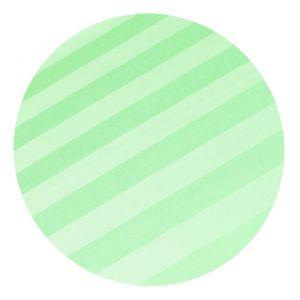 Obliečky atlas grádl zelený prúžok 2,5 cm | 140x200, 70x90 cm