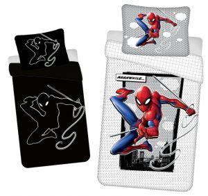 Obliečky Spiderman 02 svietiaci efekt