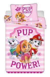 Disney obliečky do postieľky Paw Patrol 122 baby | 100x135, 40x60 cm