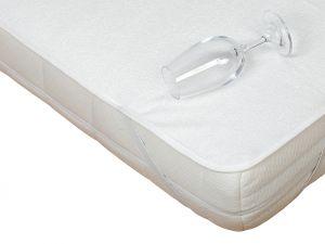 Kvalitný matracový chránič s PU bambus - nepriepustný a priedušný,   rozmer 60x120 cm.
