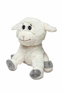 Krásna plyšová hračka Ovečka roztomilá, | 40 cm