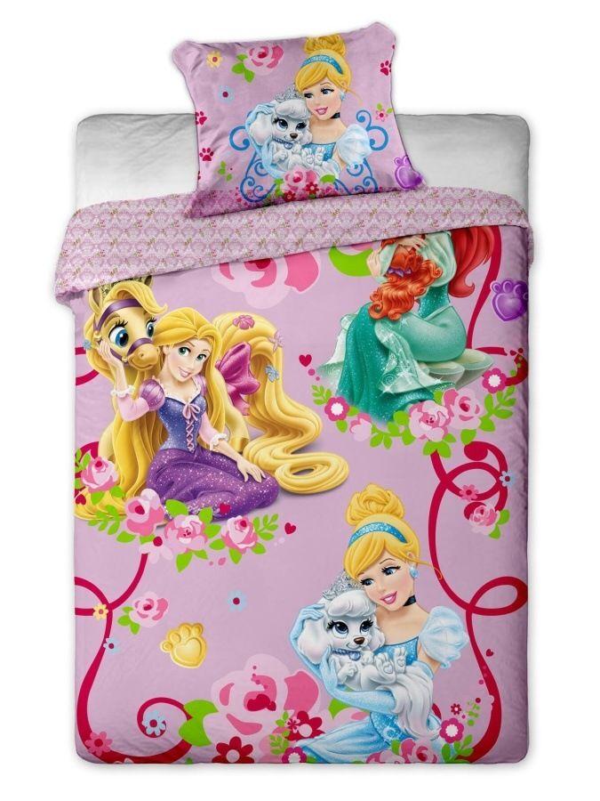 Disney - Princess 2015 bavlněné ložní povlečení