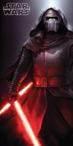 Osuška Star Wars VII - 75x150 cm