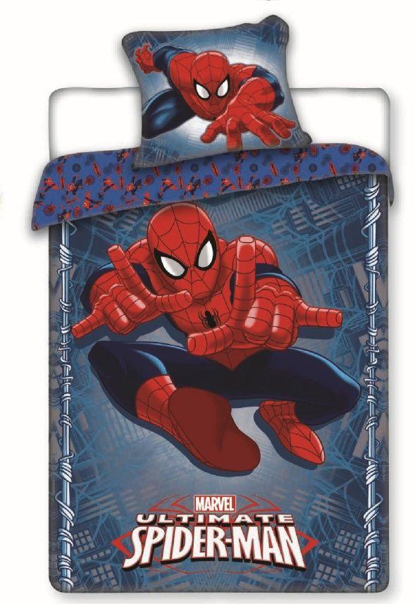 Dětské bavlněné ložní povlečení Spiderman 2016